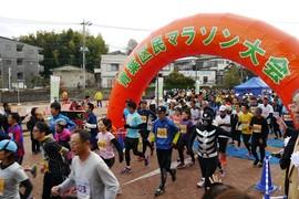 マラソン大会写真